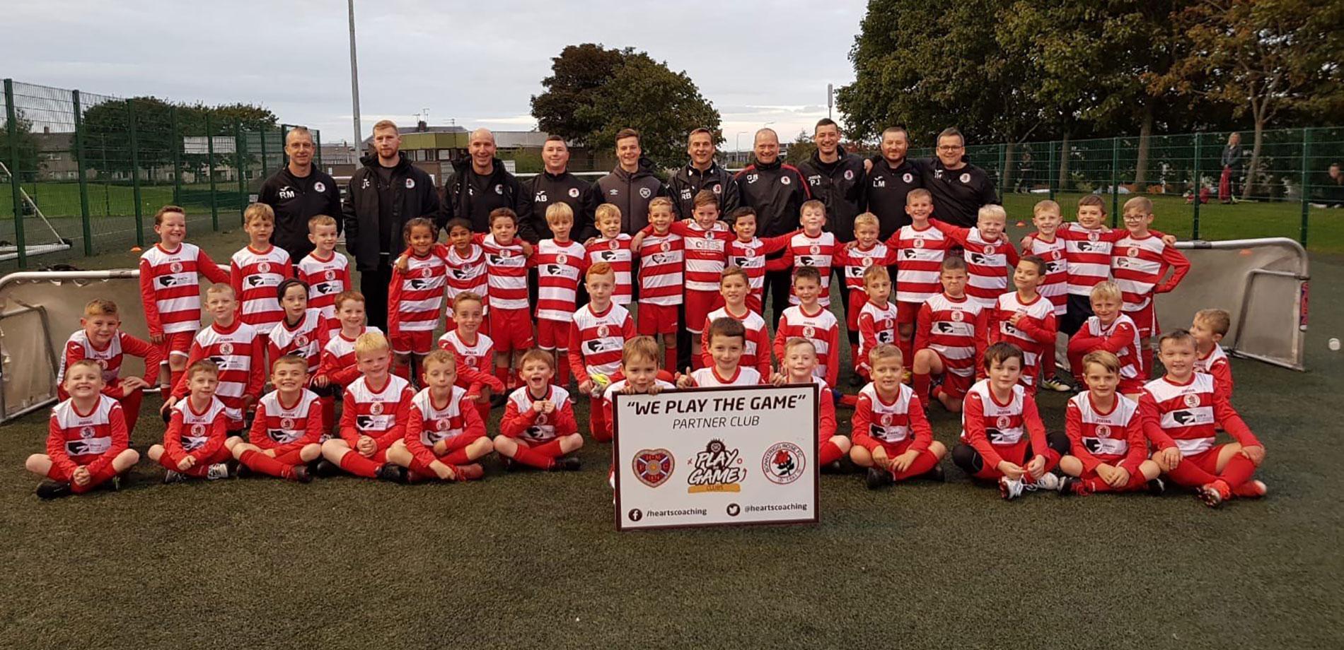 Bonnyrigg Rose Community Football Club